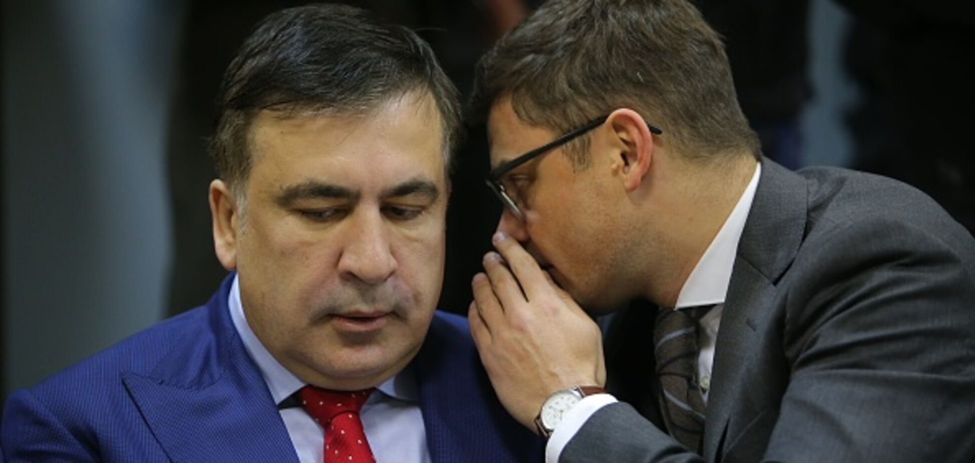 'Стопроцентное заключение': Луценко рассказал, что ждет Саакашвили