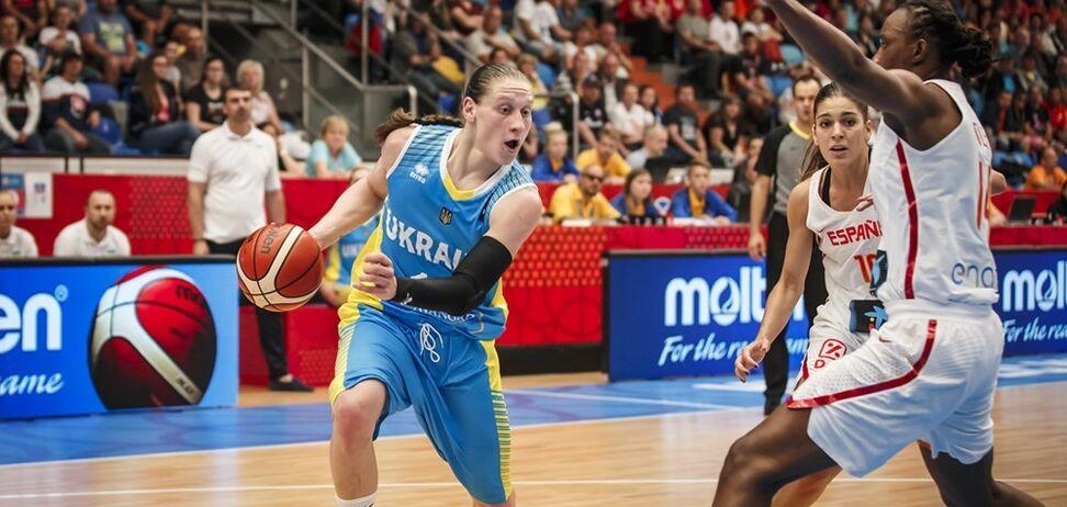 Украина – Испания – 68-72: видеотрансляция матча отбора Евробаскета-2019