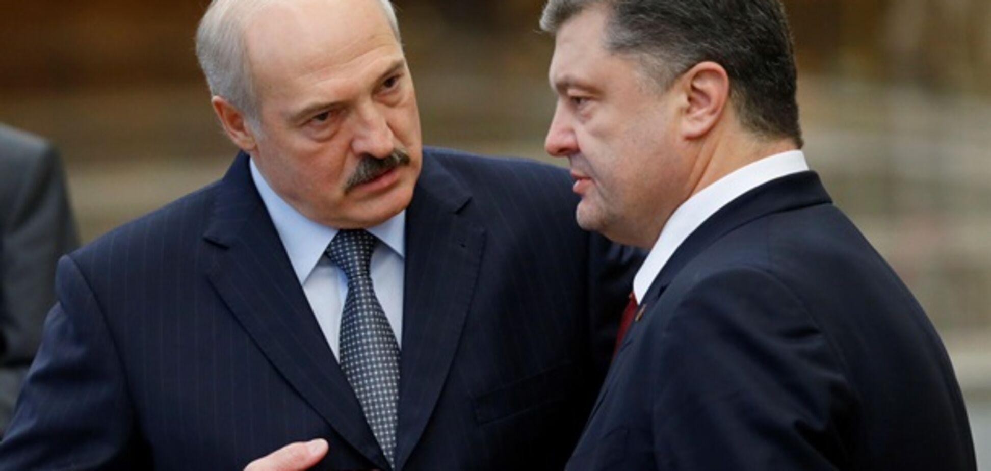 Лукашенко боится повторить путь Крыма и Донбасса