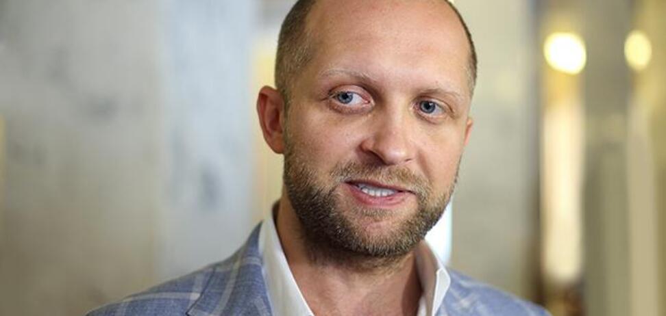 Із 'бурштинового' депутата Полякова зняли електронний браслет