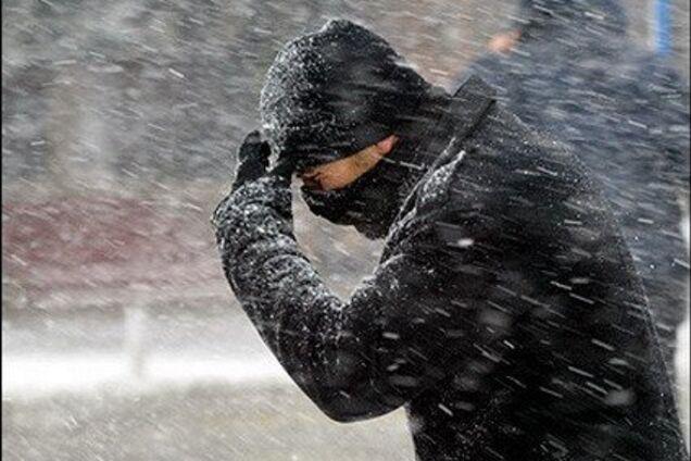 Циклон бушует: жителей Киева предупредили о непогоде