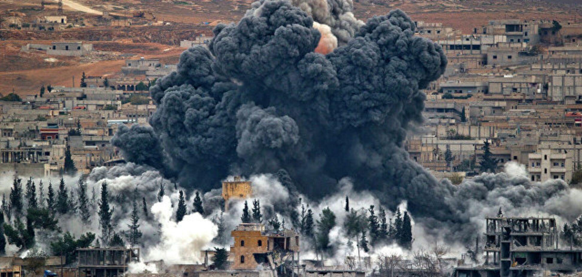 США нанесли авиаудар по российским наемникам в Сирии - СМИ
