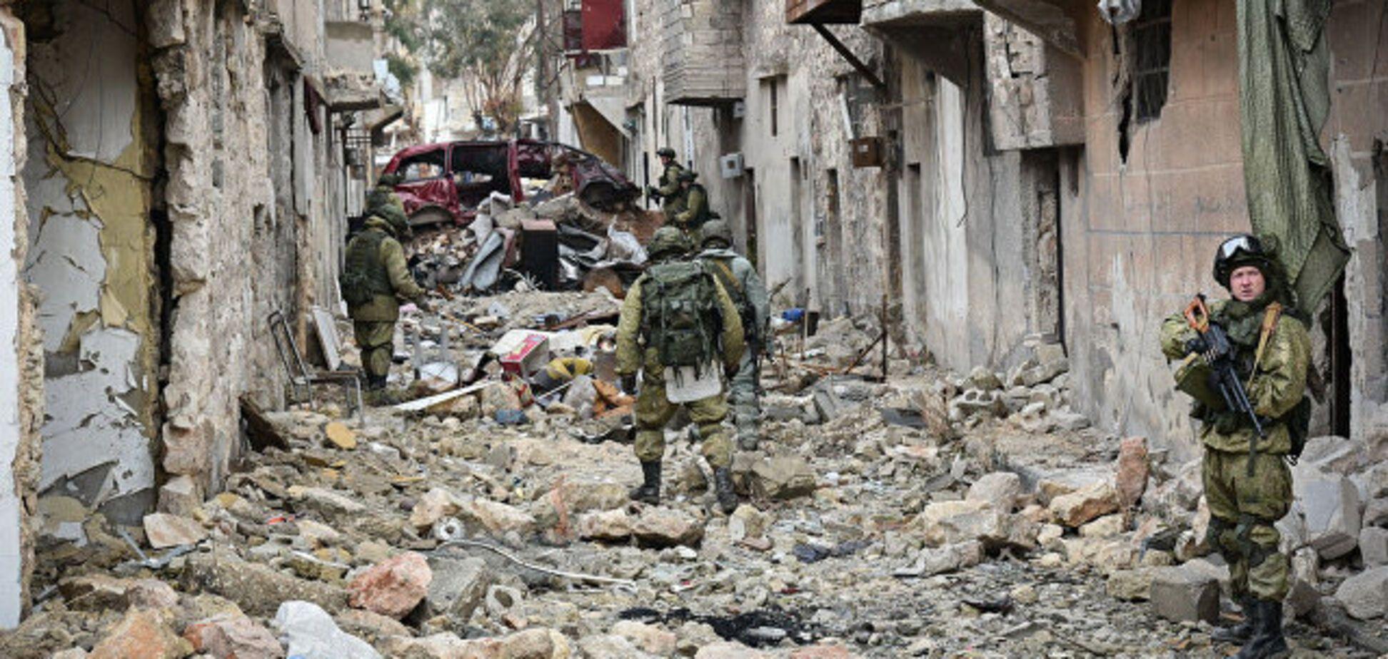 В Сирии убили сразу 100 российских военных: появились подробности