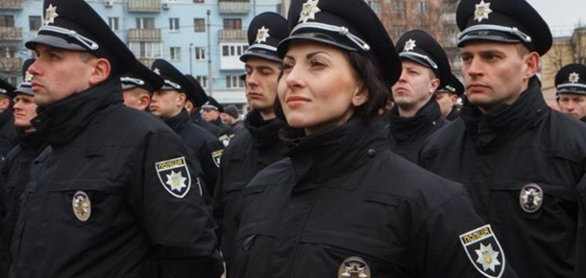 Патрульные полицейские. Источник: Корреспондент.net
