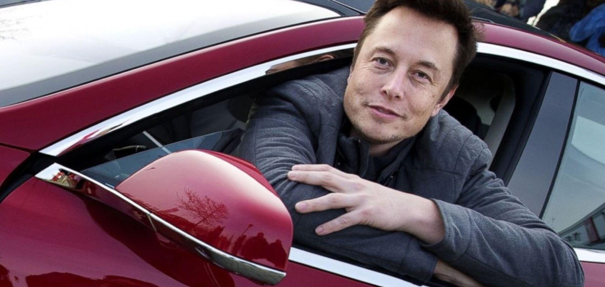 Может быть Илон Маск - новая Мать Тереза?