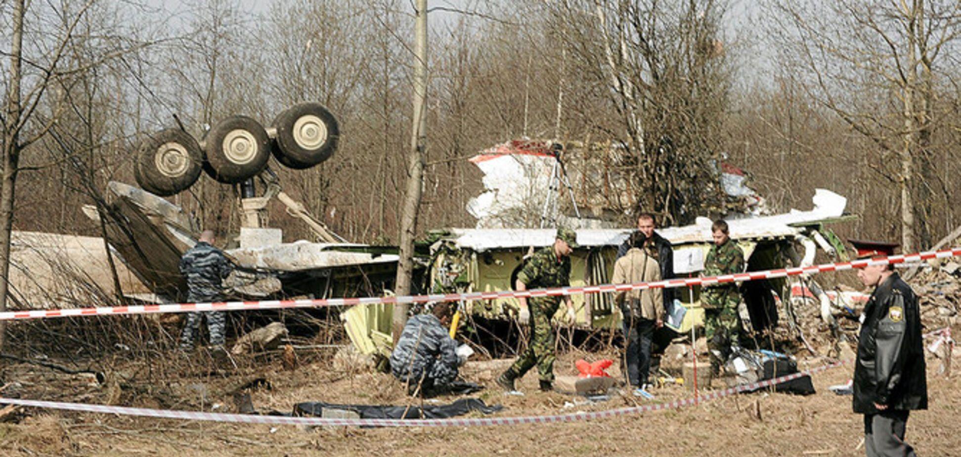 'Пристрасті нагнітають': у Росії відповіли на вимоги Польщі щодо Смоленської трагедії