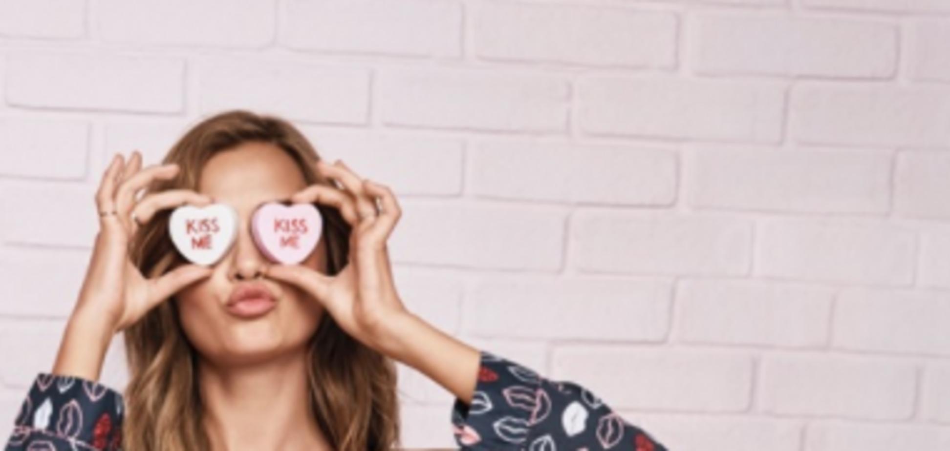 Коллекция белья ко Дню Валентина
