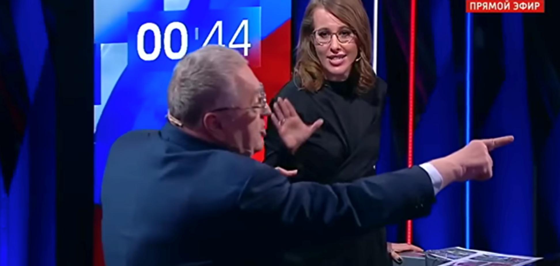 'Отправил бы в нокдаун!' Явлинского пристыдили за слабость перед Жириновским