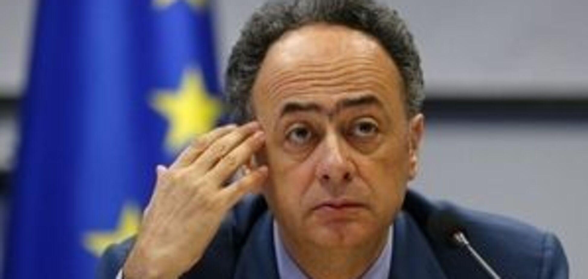 'Я не казав!' Посол ЄС відхрестився від 'українських ідіотів'