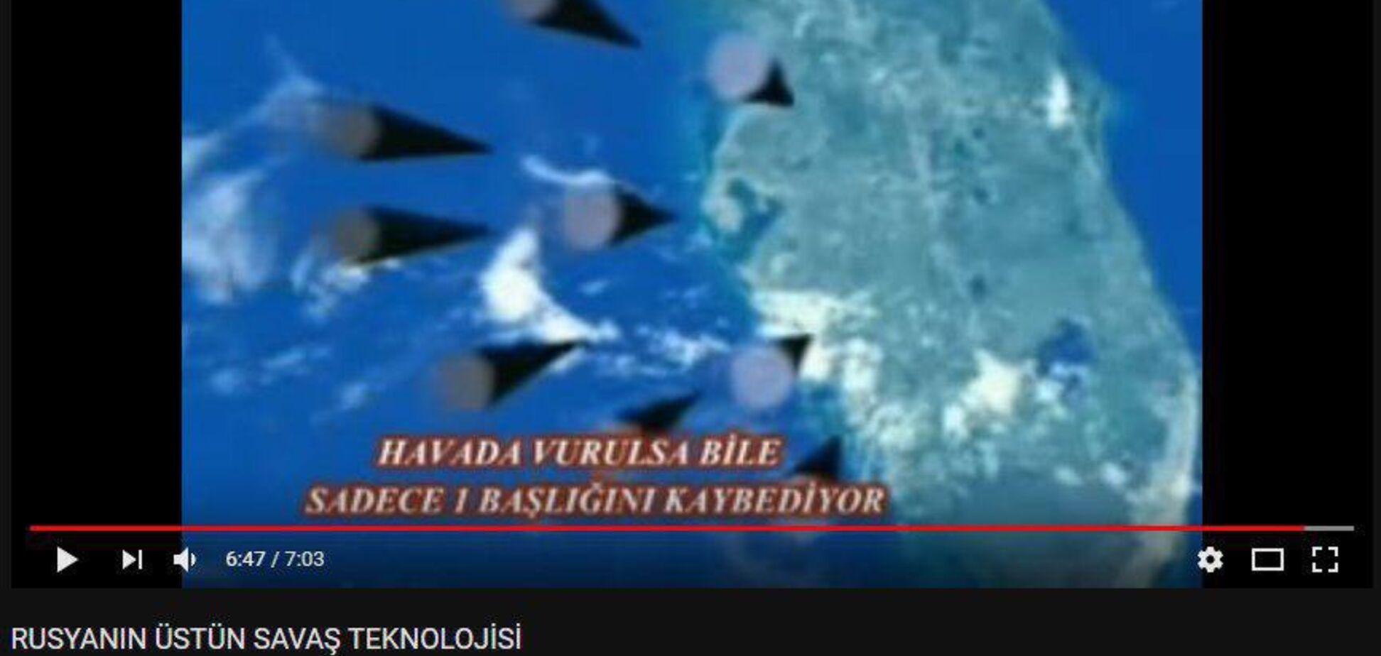Відео за 2011 рік: Путіна спіймали на брехні про нову ракету