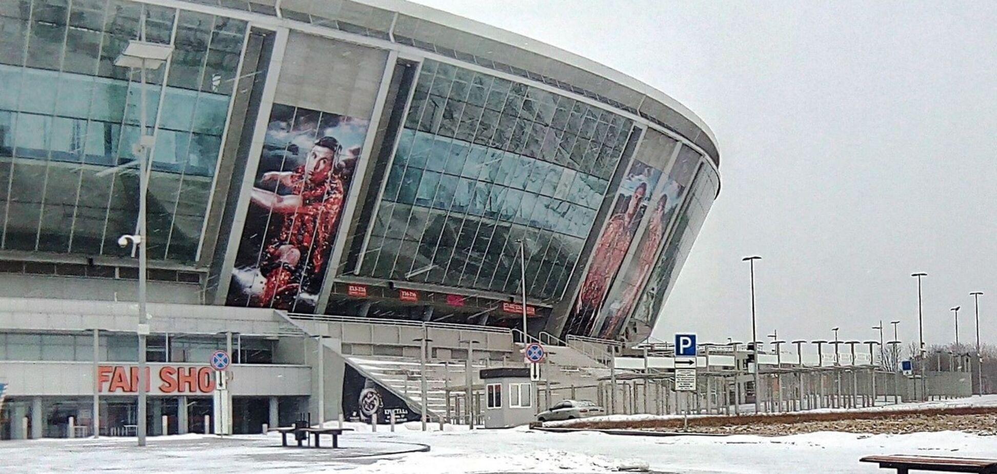 'До слез': в Донецке впали в отчаяние из-за 'Донбасс Арены' - появились фото стадиона