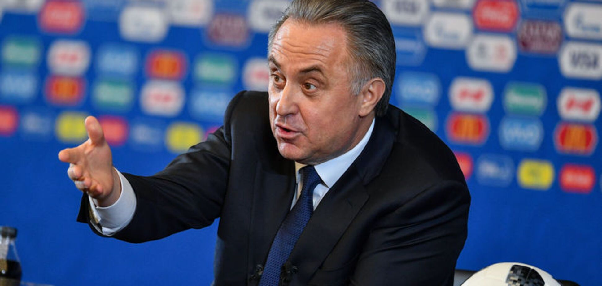 Мутко спровоцировал кровавое побоище на Евро-2016