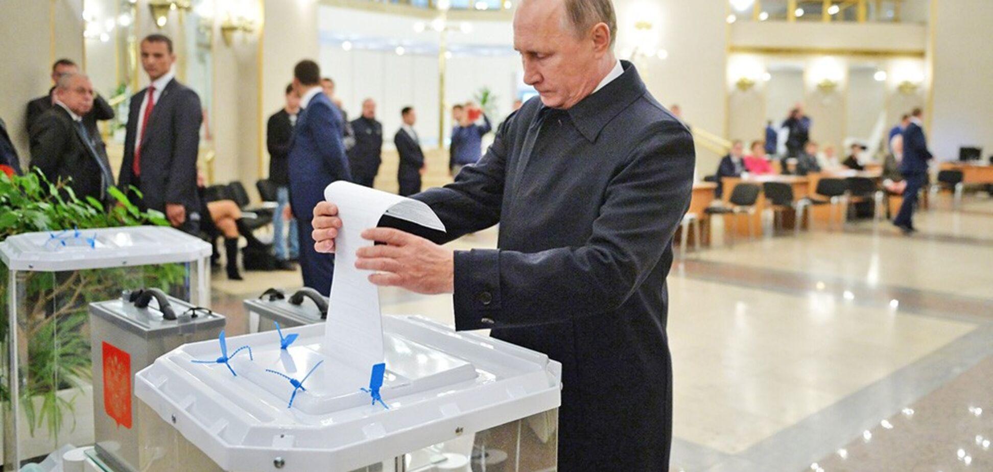 Выборы Путина: российский политолог спрогнозировала сюрприз