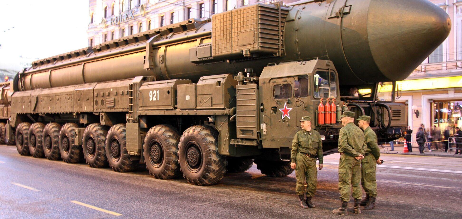 Росія брязкає ядерною зброєю: генерал розповів про наслідки