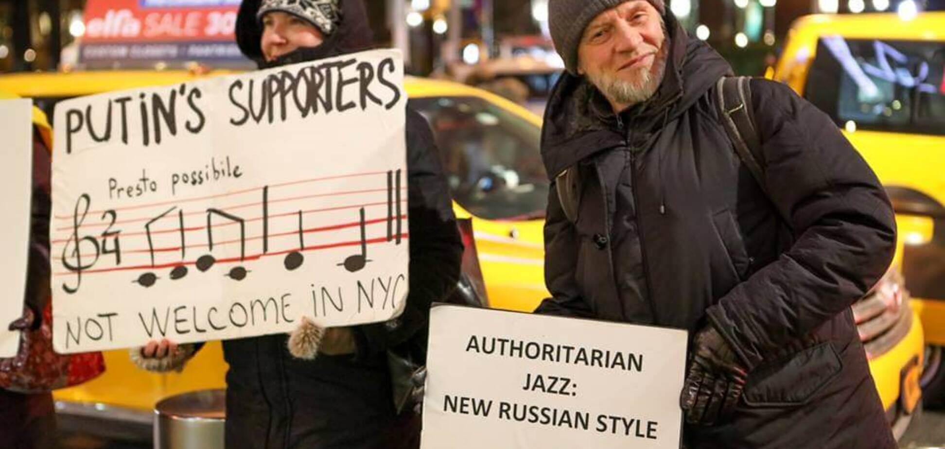 Не тільки діаспора: піаніст розповів, як в США пікетують гастролі прихильників Путіна