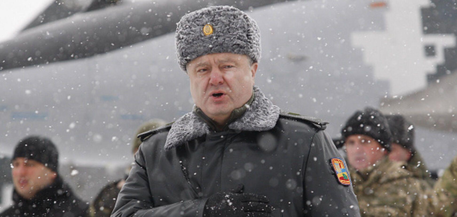 'Быстрая зачистка Донбасса': слова Порошенко вызвали истерику в росСМИ