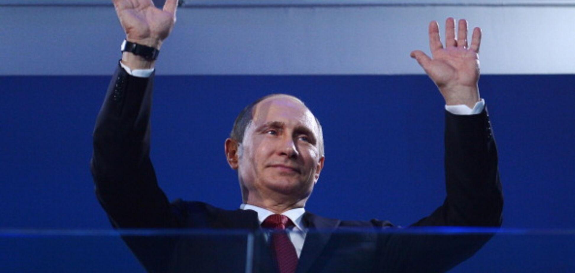 'Россию невозможно сдержать': Путин дерзко обратился к США