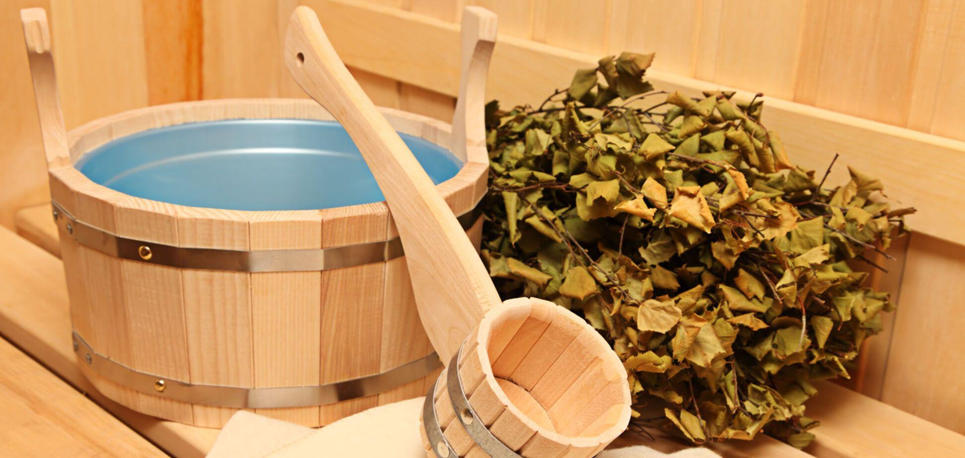 Похудение к весне: баня, сауна, хаммам