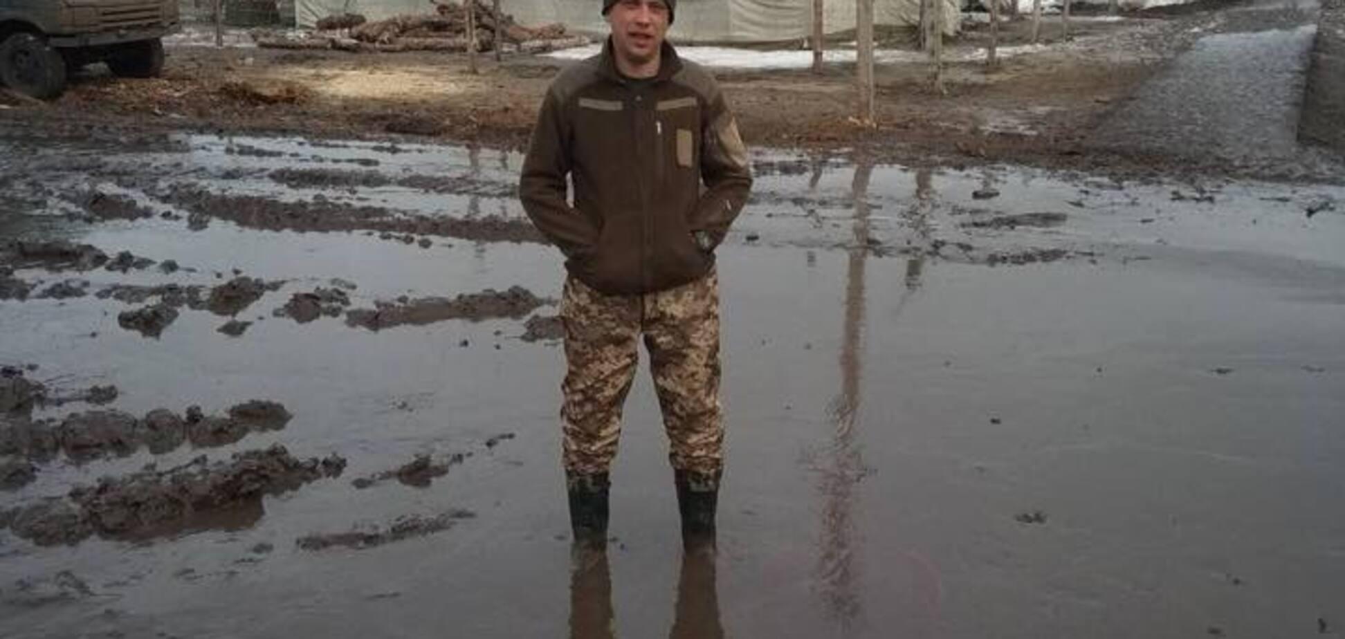 Потонув у багні: у ЗСУ розгорівся скандал через затоплений табір на Миколаївщині