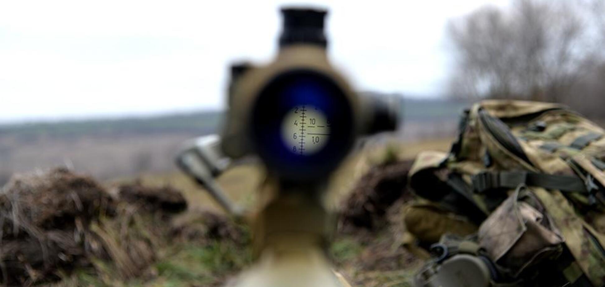 'Сепаратист': терористи 'ДНР' похвалилися найбільшою снайперською гвинтівкою