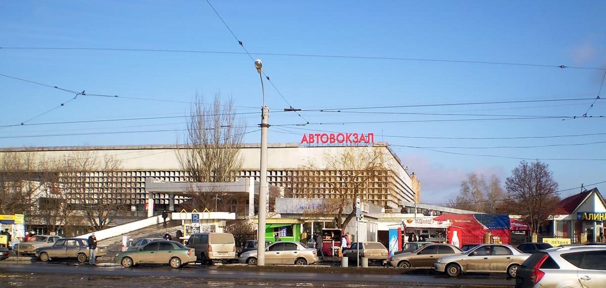 автовокзал Луганська