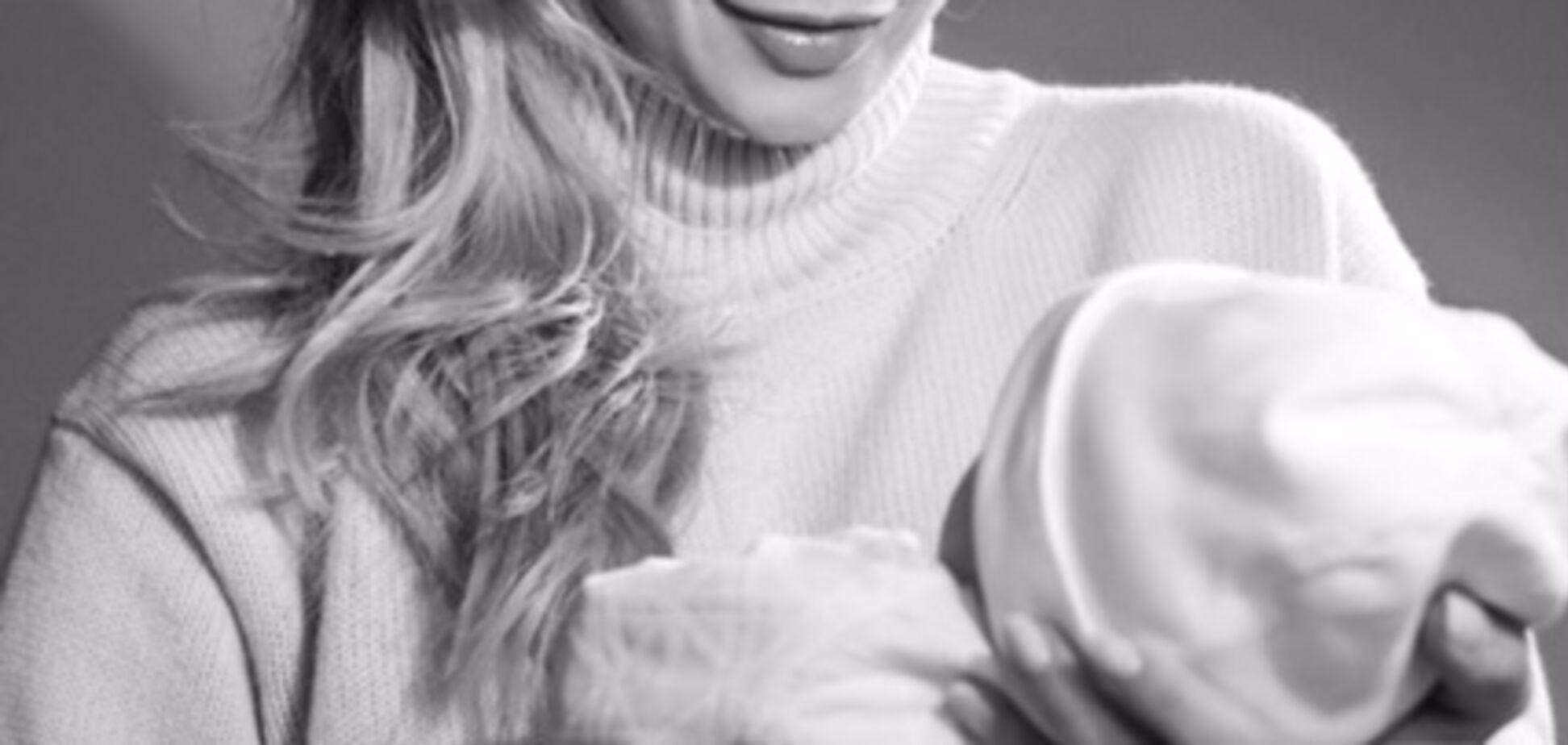 Нардеп Татьяна Донец показала первое фото с дочерью