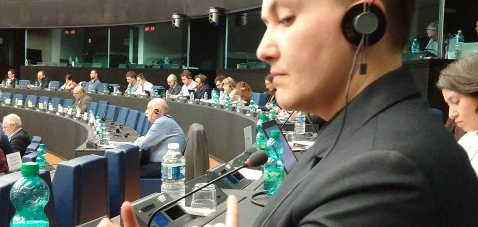 'Савченко сбежала в Россию': нардеп сделал неожиданное заявление