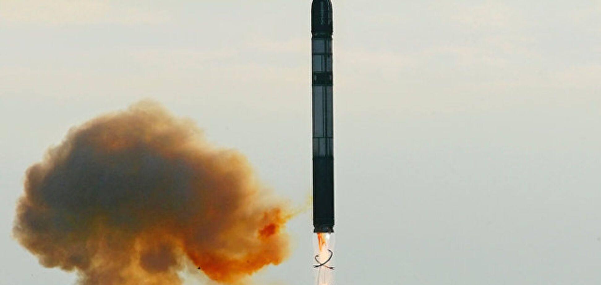 Росія утилізує ракети 'Сатана' через відсутність комплектуючих з України