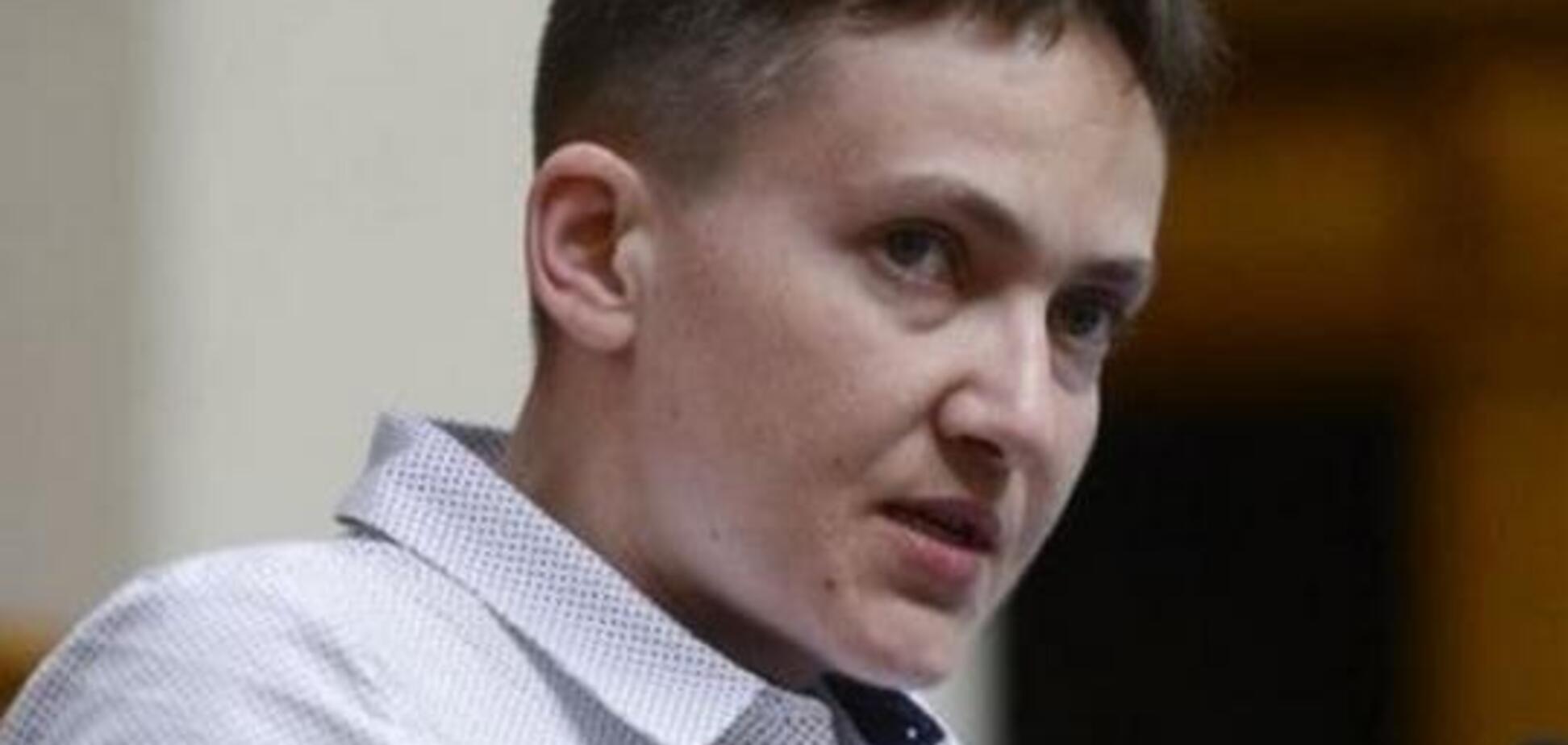 'Российская консерва': в Комитете по нацбезопасности предложили наказать Савченко
