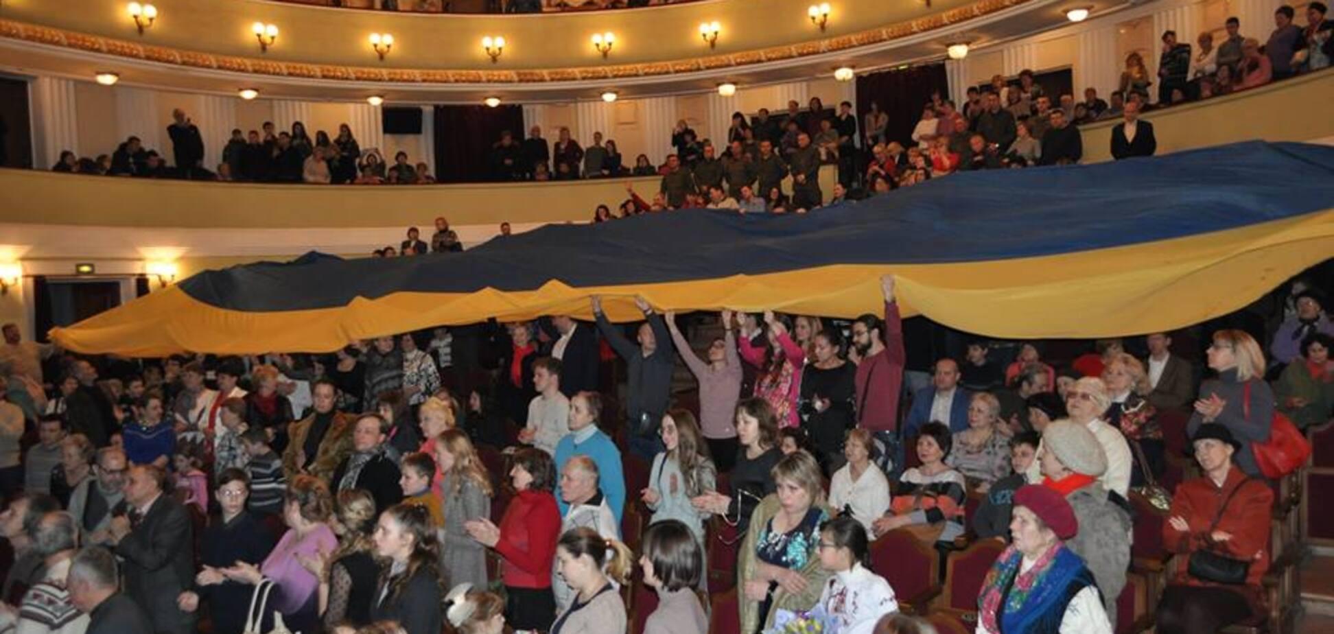 Taras live: в Маріуполі осучаснили вірші Шевченка