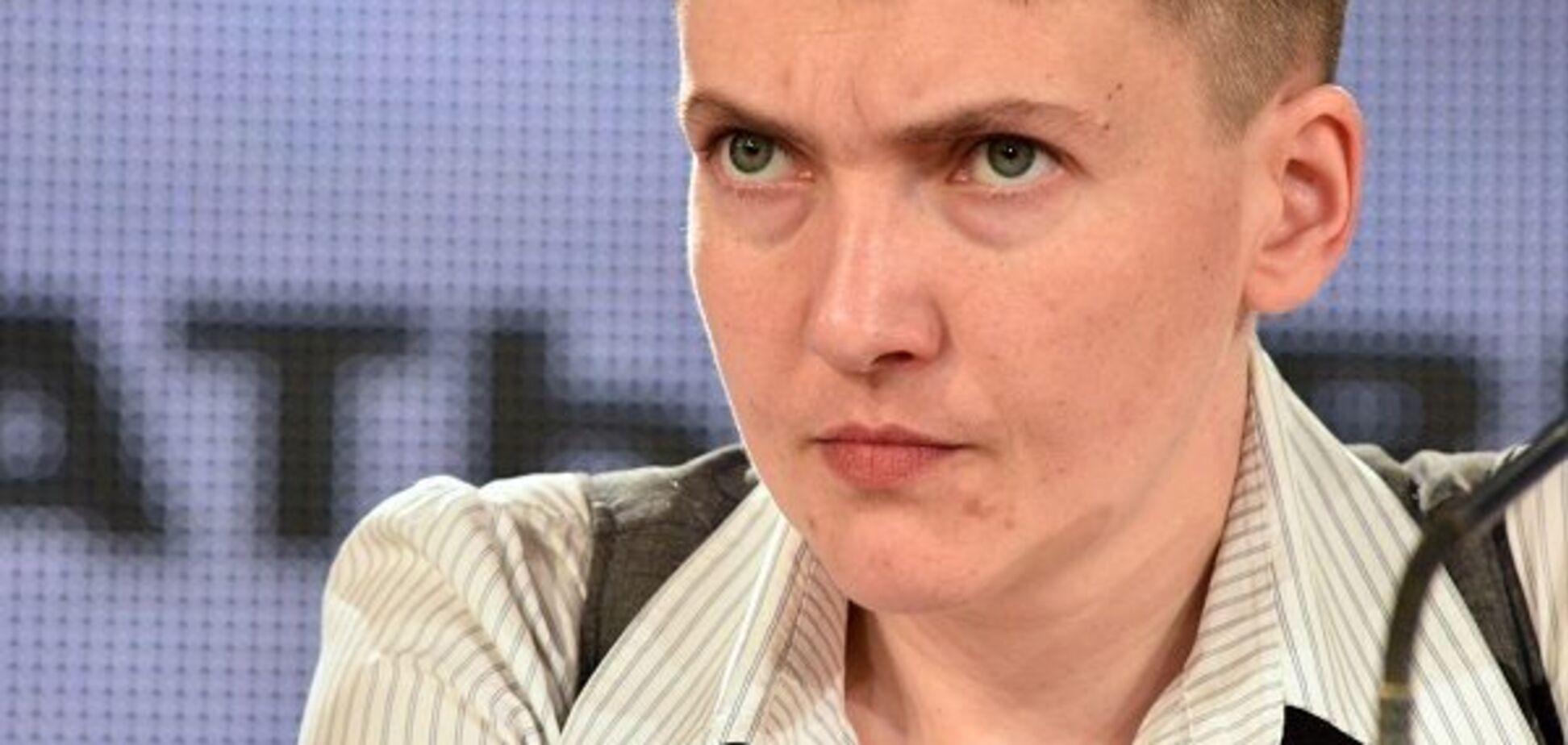 Савченко викликали на допит у справі Рубана