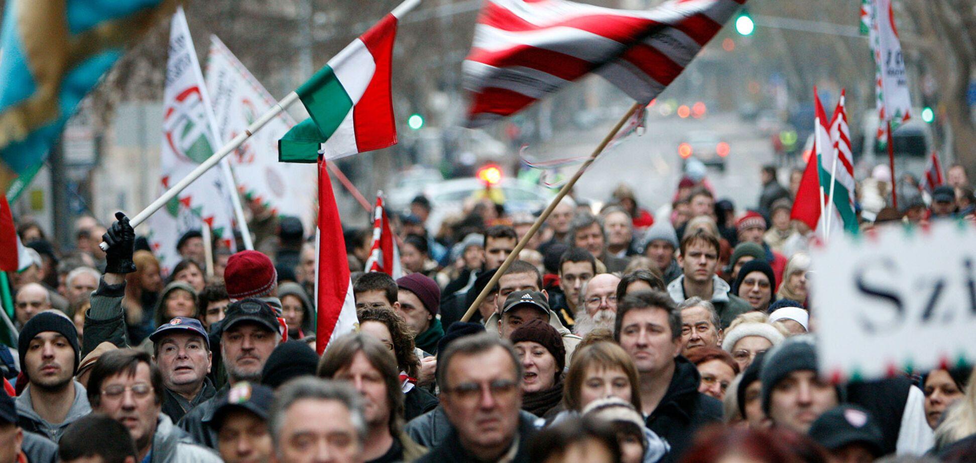 Сценарий Донбасса? Что Венгрия готовит для Закарпатья