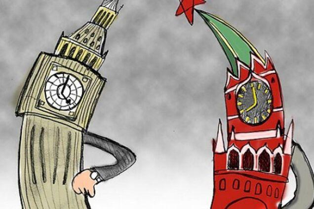 Британія проти Росії