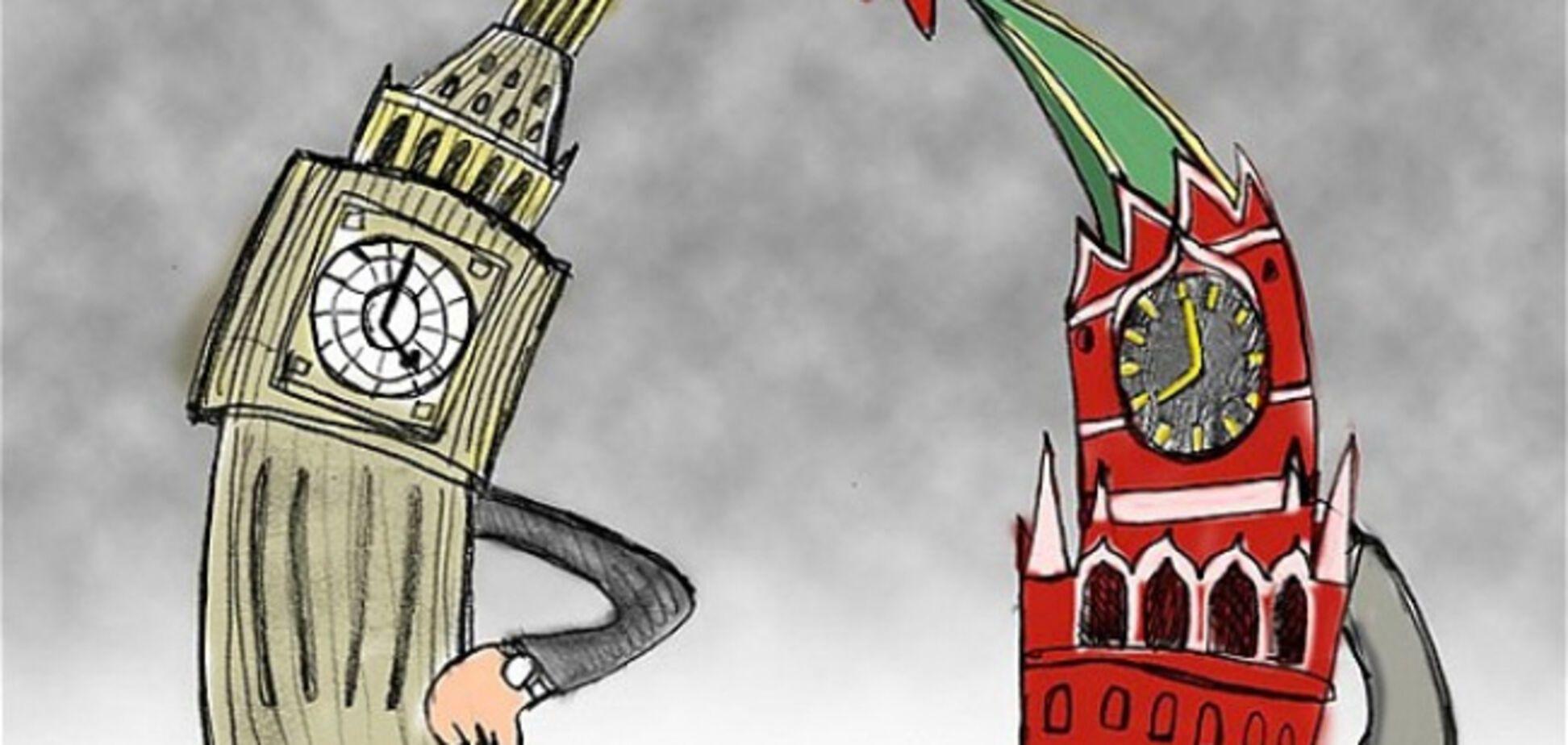 Жарти скінчилися: як Росія примудрилася розізлити Британію