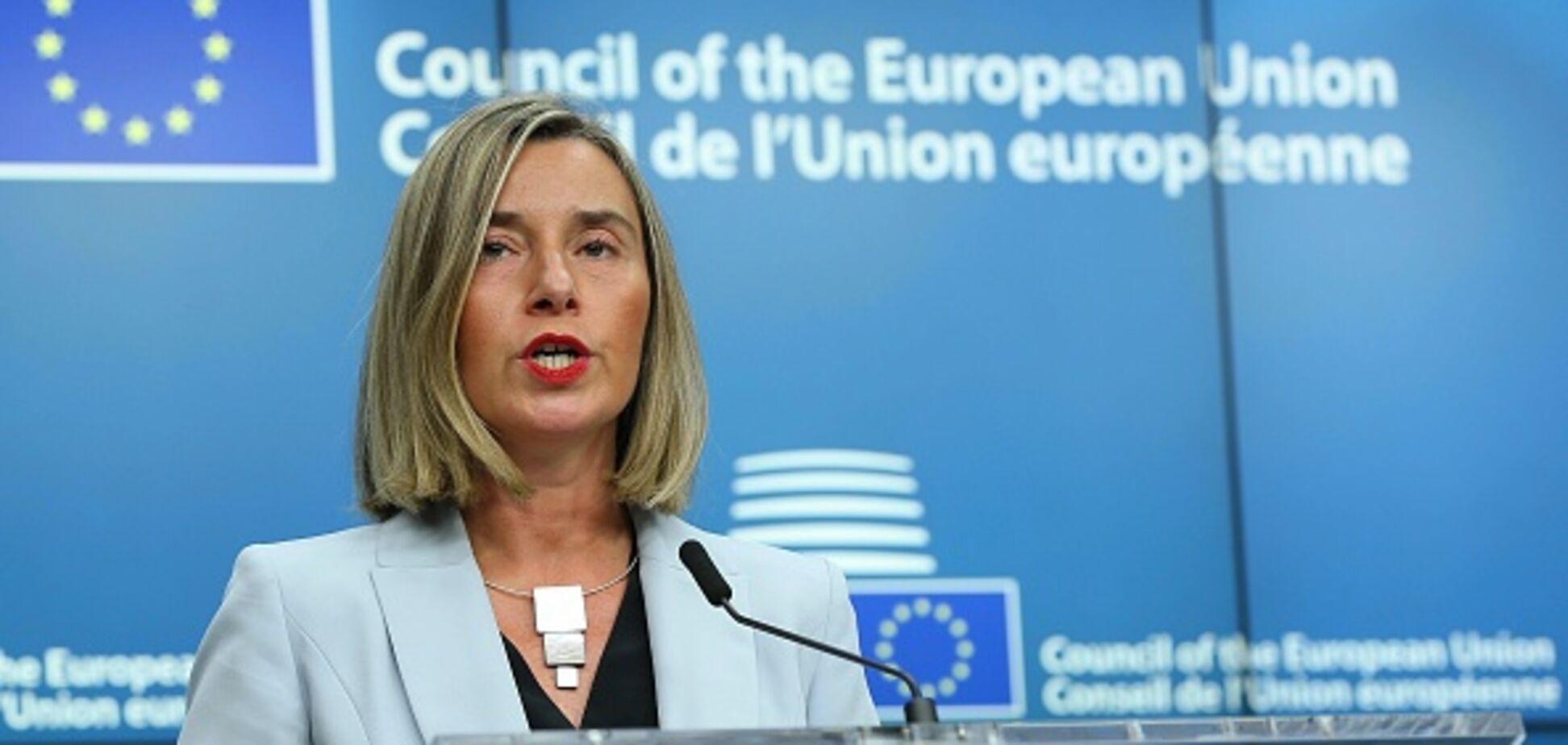 'ЄС не втомився від України': Могеріні похвалила Київ за прогрес у реформах