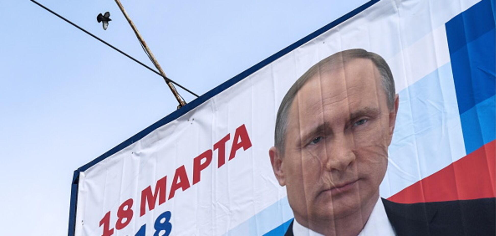 Нагадати про 'референдум': Путін зібрався відвідати Крим перед виборами