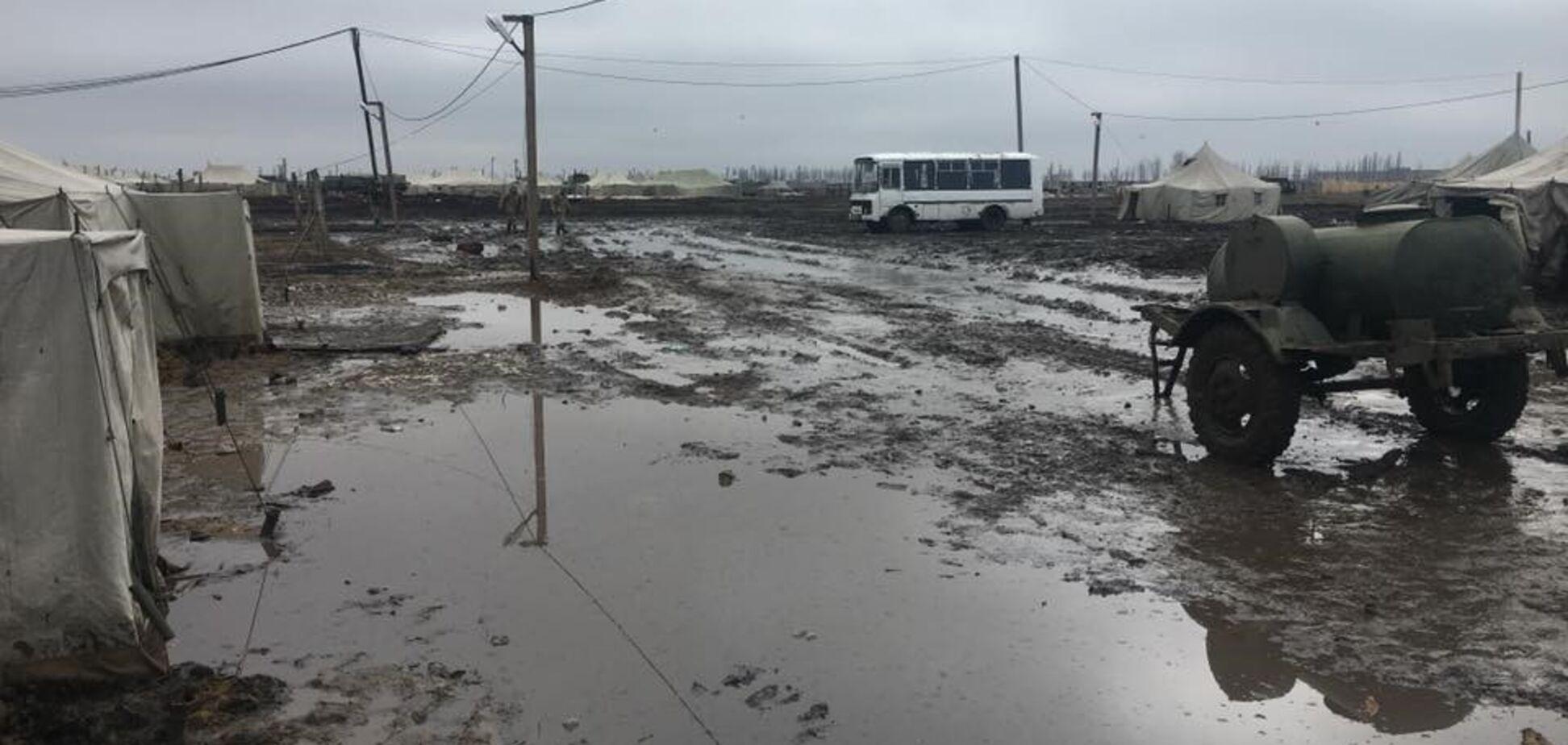Смертельна пожежа на 'Широкому лані': з'явилися фото з місця трагедії