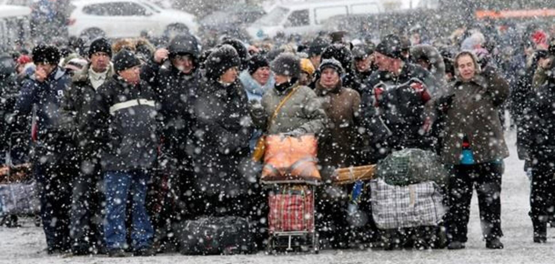 населення Донбасу