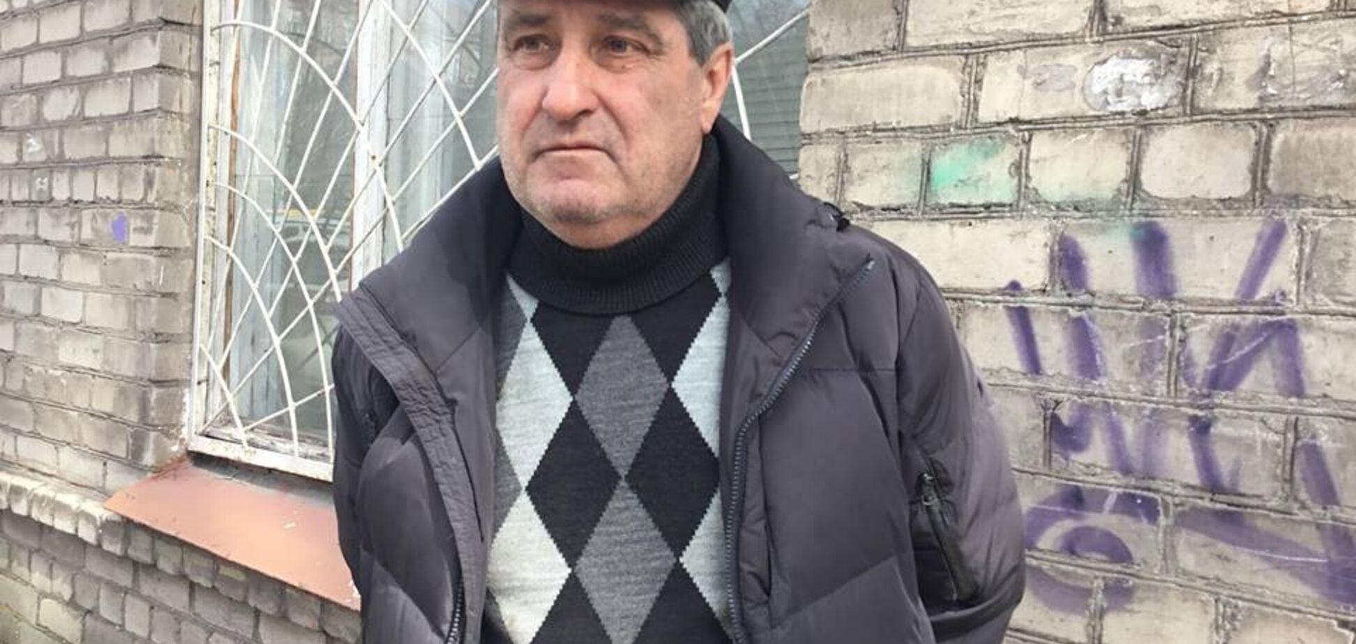 Поговорив з СБУ: водій з Маріуполя вибачився за 'козячу' українську мову