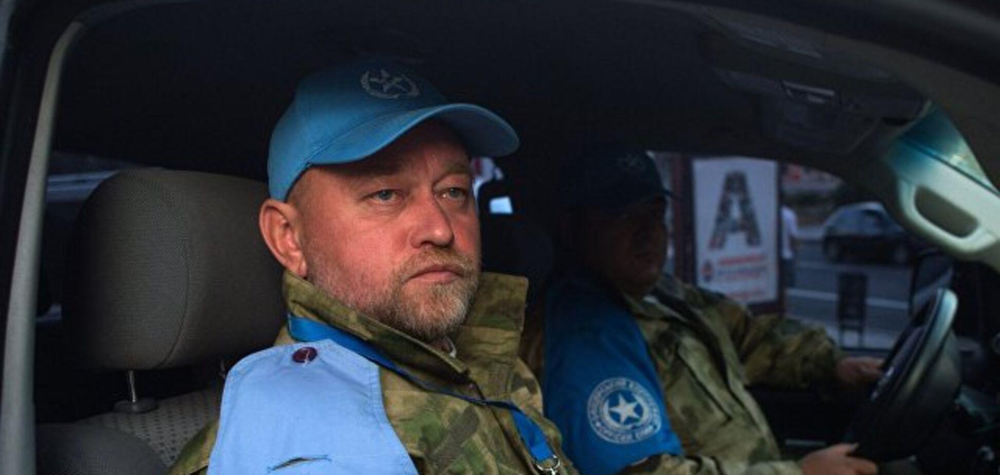 З'ясувався дивний інцидент з Рубаном на Донбасі