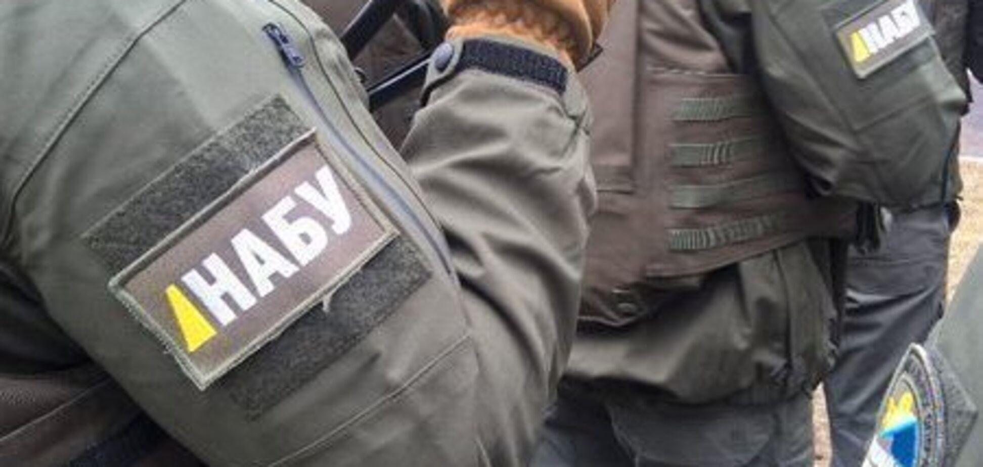 НАБУ отсудило у ГПУ оружие и 'суперсекретные пиджаки'