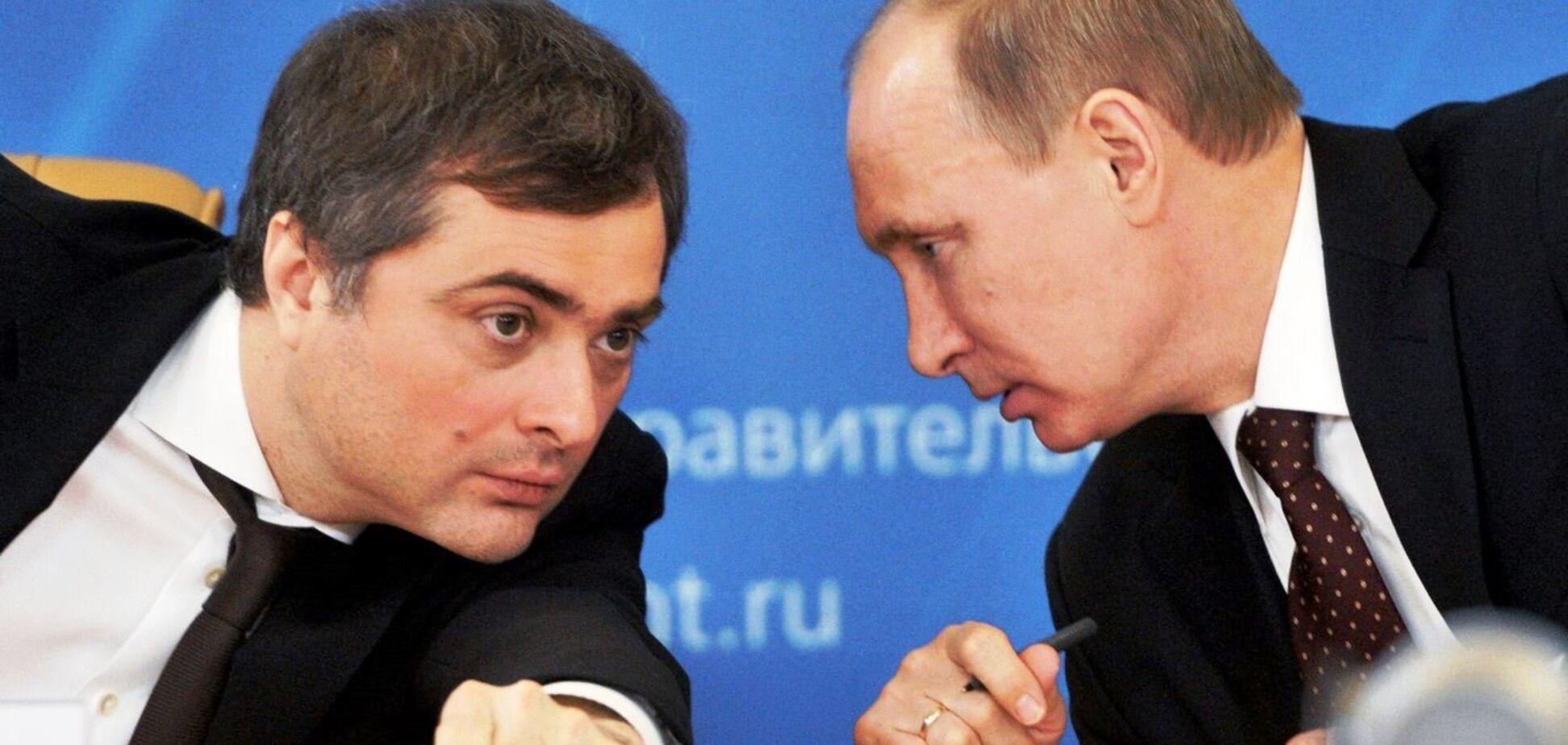 Суркова з'їдять: генерал оцінив 'гризню' в оточенні Путіна