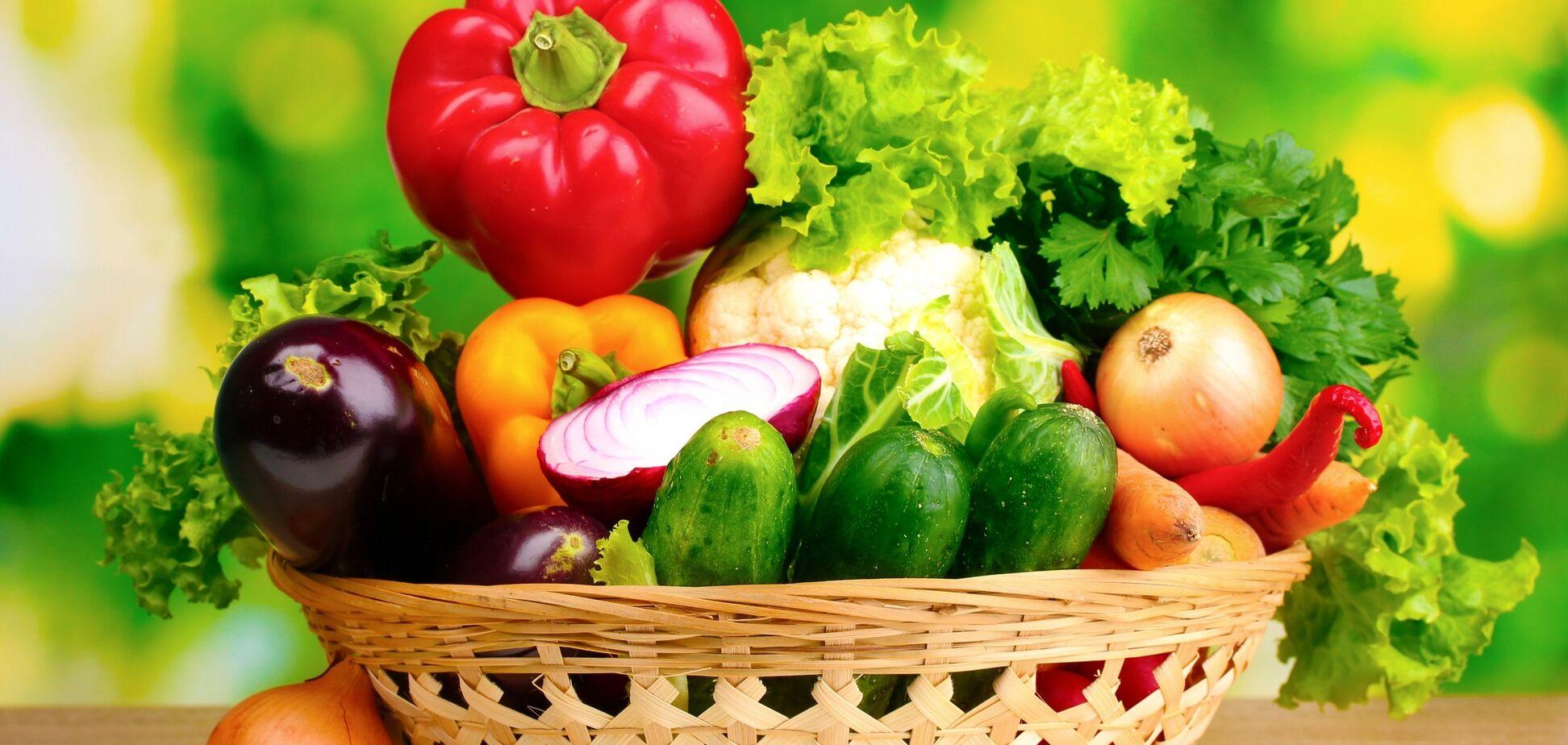 Вчені заявили про шкоду фруктів і овочів