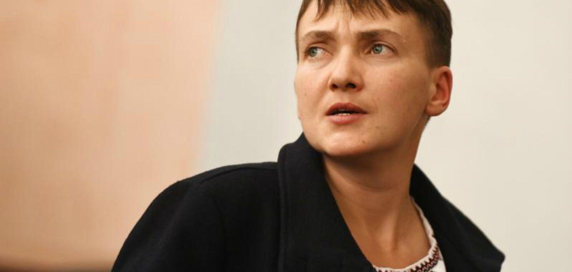 Савченко использует любой повод для затягивания следствия против Рубана