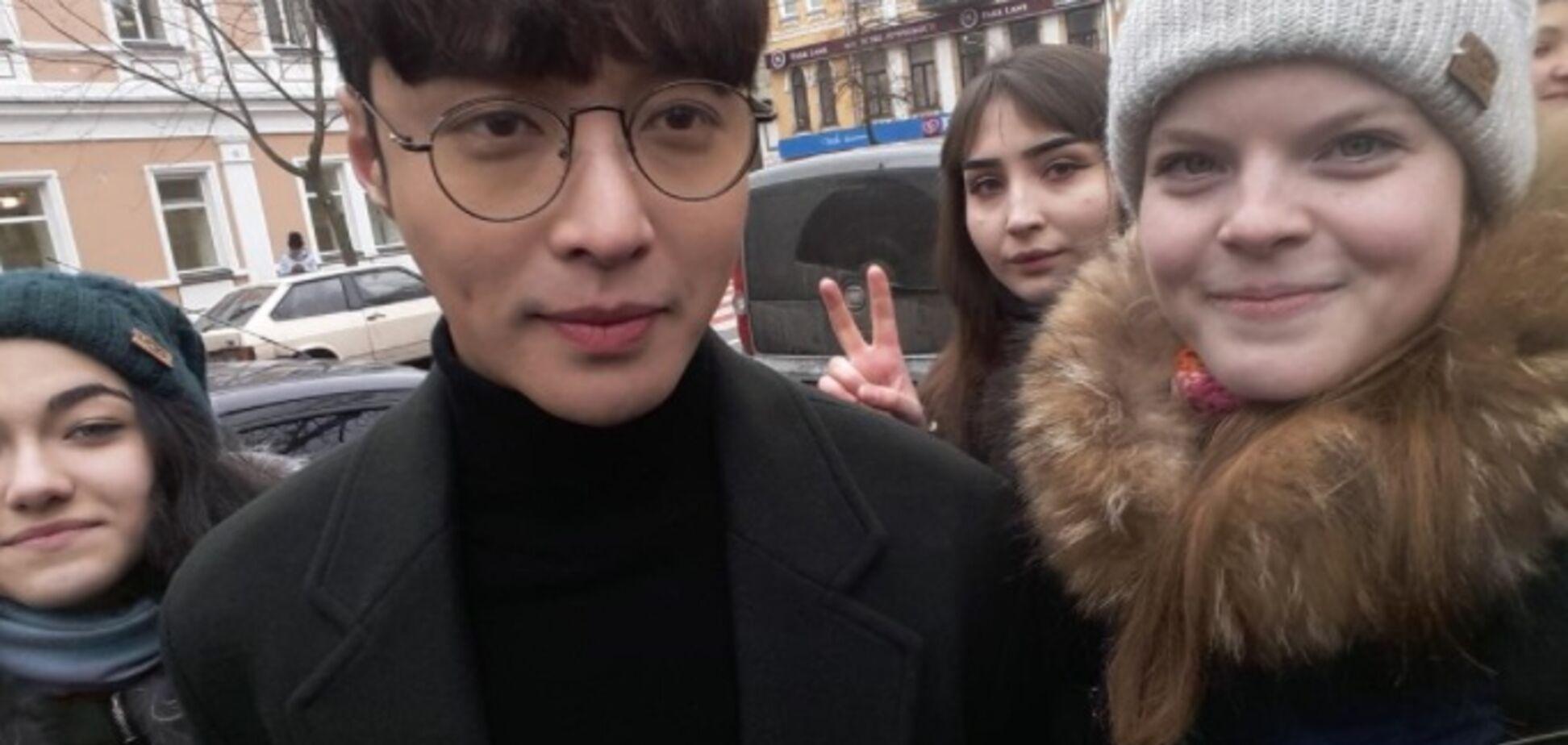 У Києві знімають дораму з корейським поп-ідолом