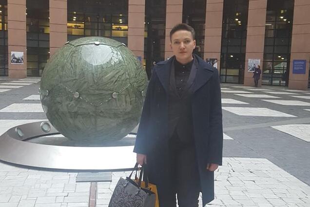 Побег Савченко: стало известно, где на самом деле прячется нардеп