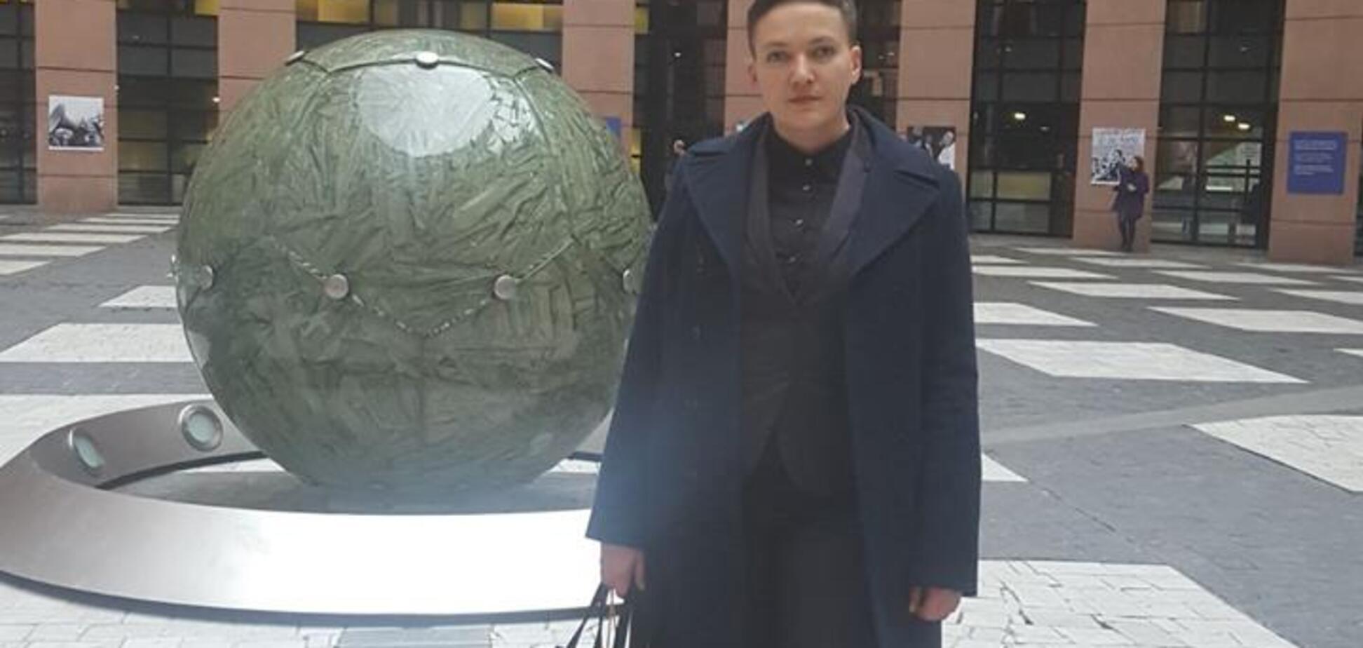 Выборы Путина и украинские заложники: Савченко назвала дату