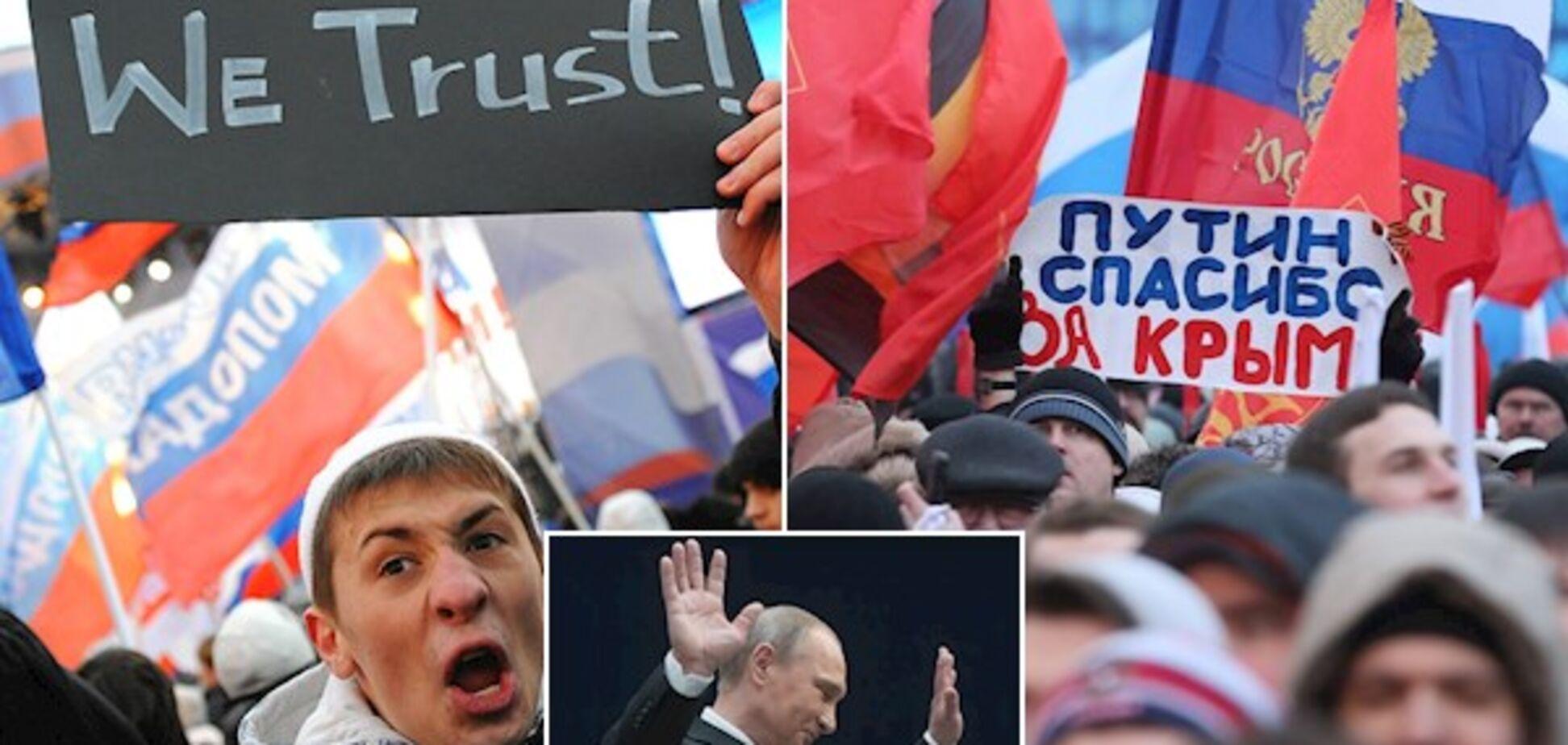 Чому росіяни вибирають Путіна: Медведєв розкрив секрет