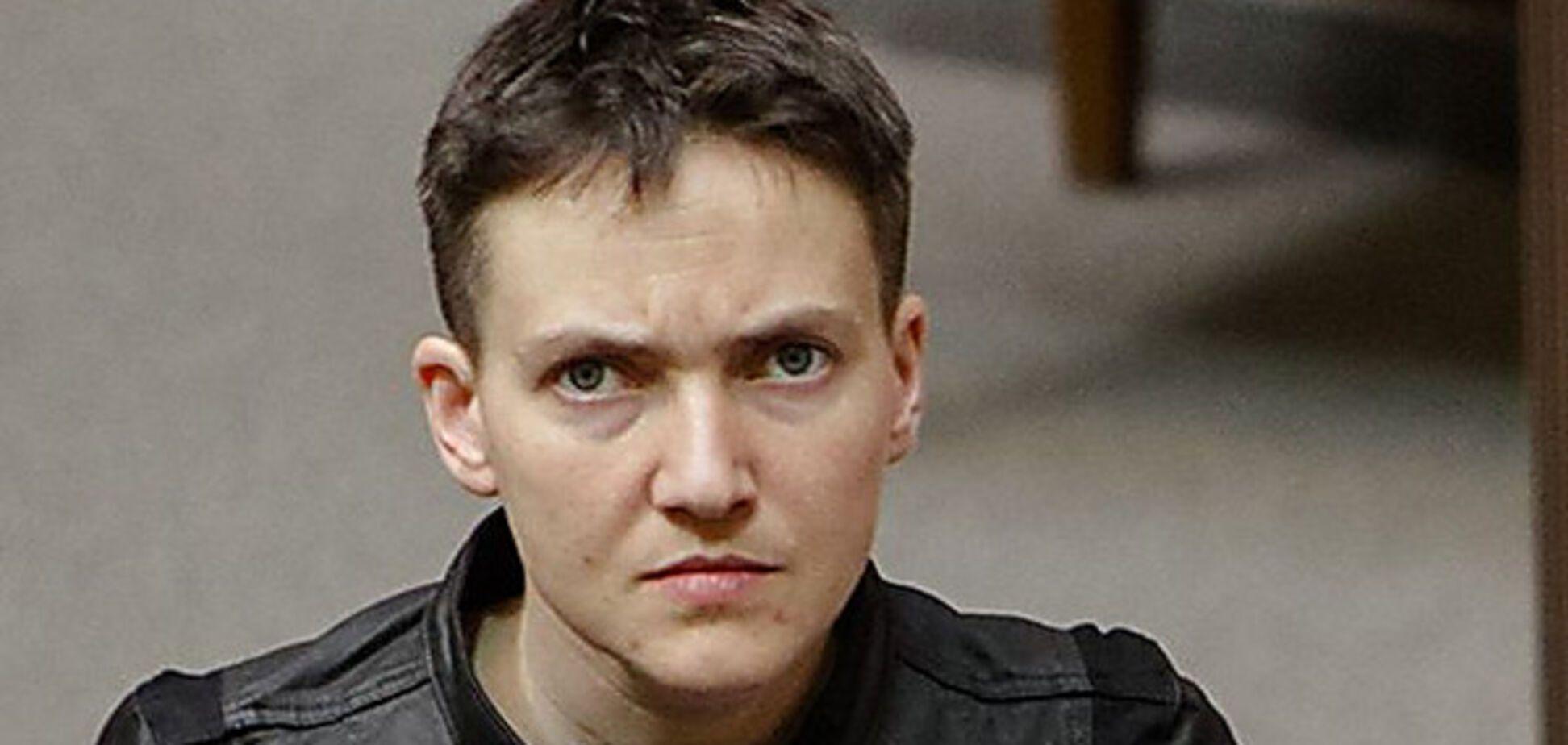 Савченко не скоро повернеться в Україну: Медведєв дав прогноз