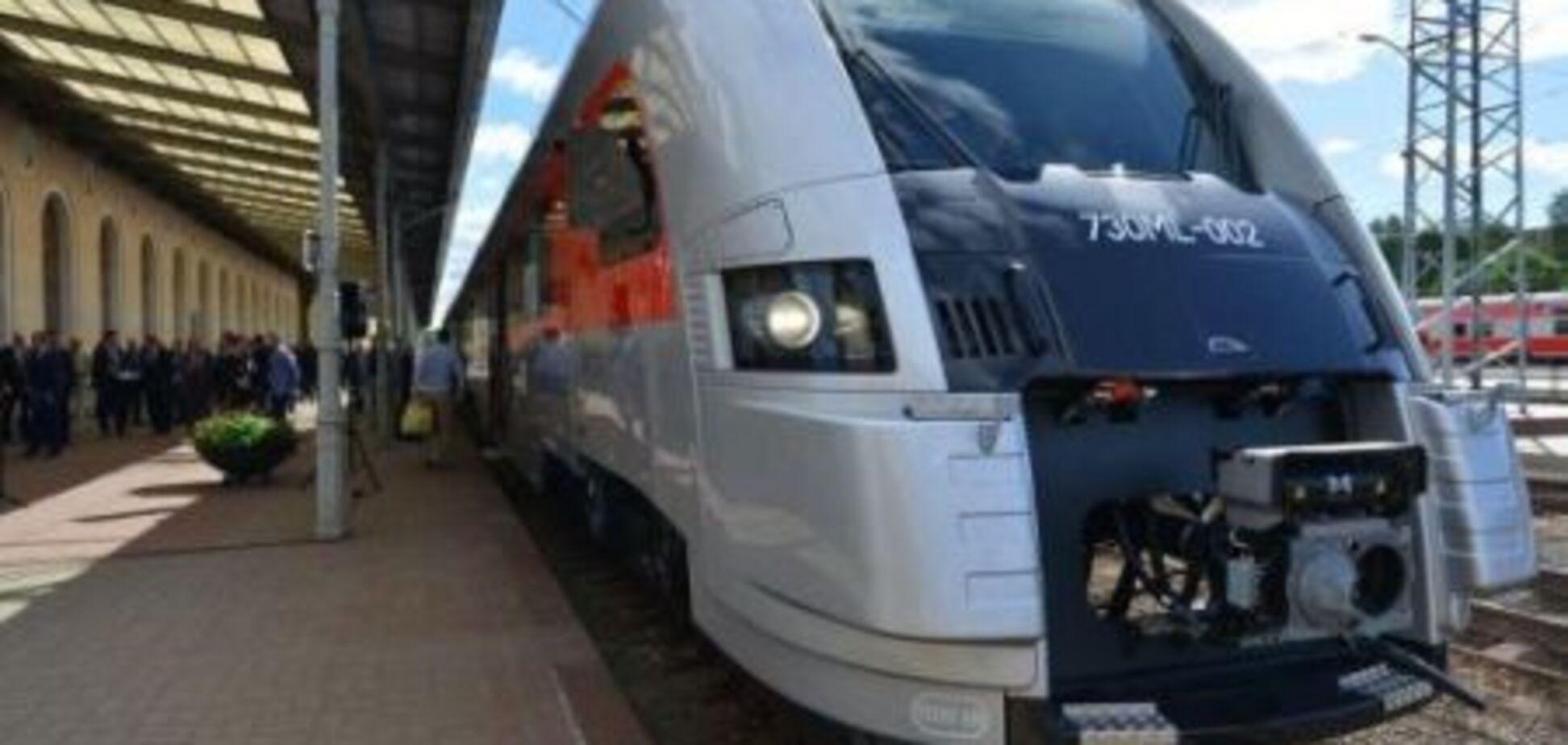 Поезд из Киева в Борисполь: озвучены плюсы и минусы проекта
